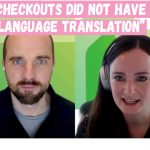 스트라이프에서 번역의 부족